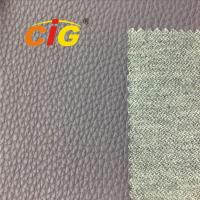Buy cheap Artificial Polyurethane Faux Leather Fabric for Auto Use 0.8-2.0MM For Russia Federation product