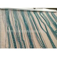 Buy cheap Decorative Aluminum Metal Chain Link Curtain For Window,Chain Fly Screen from wholesalers
