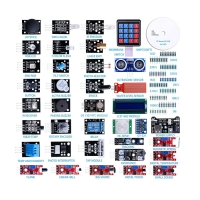 Buy cheap MEGA2560 Arduino Uno R3 Project Super Starter Kit 37 In 1 Sensor Modules Kit from wholesalers