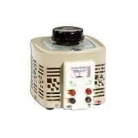 Buy cheap 0~250v Single Phase Ac Voltage Regulator 5kva Voltage Stabilizer For Main Line Voltage from wholesalers