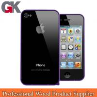 Buy cheap aluminum frame vapor case cover for iphone 4 from wholesalers