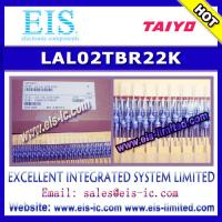 Buy cheap LAL02TBR22K - TAIYO - Extremely reliable inductors that are ideal for automatic insertion from wholesalers