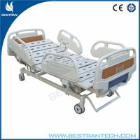 Buy cheap Bariatric Manual Clinic Rolling Medical Motorized Hospital Beds 3 - Function from wholesalers