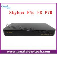Buy cheap New Skybox F5S FTA satellite receiver with VFD Display from wholesalers
