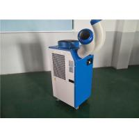Buy cheap 1 Ton Spot Cooler / Commercial Spot Coolers 3500W Manual Controlling Eco Friendly from wholesalers