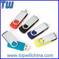 Promotion Best Sale Twister Usb Flash Drive Free Logo Printing