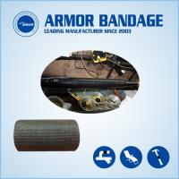 Buy cheap Fireproofing Armored Glass Fibre Bandages Reinforced Tape from wholesalers