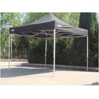 Buy cheap Pop Up Folding Canopy Ten , Portable Black 10x10 Canopy Tent Gazebo from wholesalers