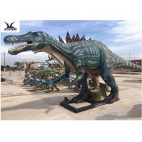 Playground Jurassic Park Animatronics Dinosaur Cases Realistic Large Dinosaurs