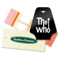 Buy cheap custom hang tags for leisure clothing from wholesalers
