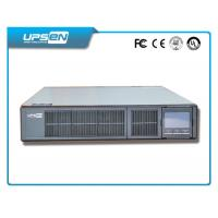Buy cheap Commercial 50Hz / 60Hz Online Rack Mountable UPS 220Vac For Computers / Servers / Network Devices from wholesalers