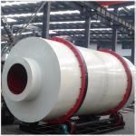 Buy cheap Triple Drum Rotary Dryer for drying Magnesite, Quartz, Feldspar, Barite sand from wholesalers