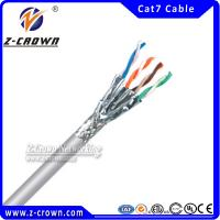 Buy cheap Factory Price Cat 7 F/FTP, S/FTP Network Cable product