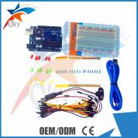 Buy cheap UNO R3 Breadboard 400 Point  And LEDs Starter Learning Kit for Arduino from wholesalers