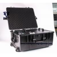 Buy cheap High Power GPS,WIFI , Mobile Phone UHF VHF Multi Band Jammer (Waterproof and shockproof design) from wholesalers