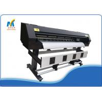 Buy cheap Outdoor Fabric , Flex Banner Wide Format Solvent Printer With Epson DX5 Print Head from wholesalers