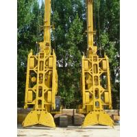 Buy cheap 600mm hydraulic diaphragm wall grabs bauer type used on bauer drilling rig from wholesalers