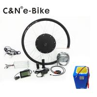 Buy cheap 1000 Watt Fastest Off Road Electric Bike Conversion Kit Both Sides Power Off Brake from wholesalers