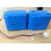 Buy cheap 18650 Battery 22.2V 44AH  6S2P Lithium Ion Pack  For Outdoor Speaker from wholesalers