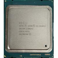 Buy cheap 64 Bit E5 2630 v2 Intel Xeon E5 2600 v2 Series 2.60 GHz 22 nm Lithography from wholesalers