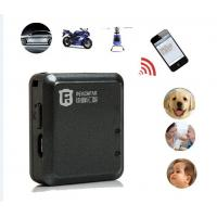 Buy cheap Coin size cheap mini bicycle/car gps tracker with accurate vehicle tracker manual rf-v8 from wholesalers