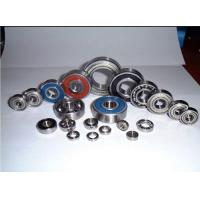 Buy cheap Ceramic Gcr15 Bearing, Deep Groove Ball Bearing 6011, 2Z, RS, 2RS 55*90*18MM from wholesalers