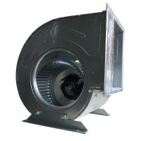 Buy cheap Industrial Double Inlet Forward Curved Centrifugal Fan Ventilation System 450w 550w 110v/220v/230v 10 Inch from wholesalers