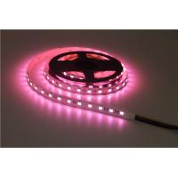 Buy cheap IP65 24v WW/CW/RGB 5050 led flexible strip tape with UL list and warm white product