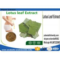 Buy cheap Lotus Leaf Extract Nuciferine CAS: 475-83-2 for Weight Loss Pills from wholesalers