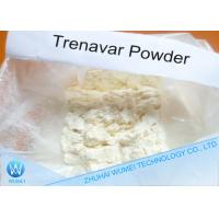 Buy cheap CAS 4642-95-9 Raw Steroid Powder Prohormone Trenavar Trendione Powder product