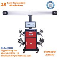 Buy cheap SRD606  Blue Color Tyre Aligner for garage 3D Wheel Alignment Machine Price from wholesalers