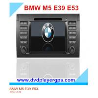 Buy cheap Android car DVD Multi-touch Screen with 3G Wifi Car DVD Player GPS for BMW M5 E39 E53 product