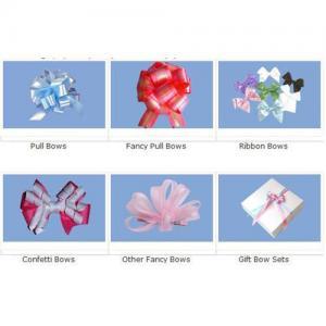 China Gift Bows - Fu Jyi Lin Enterprise on sale
