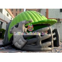 Buy cheap Soccer Helmet Entrance Inflatable Tunnel Tent for Sport Event from wholesalers