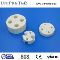 Buy cheap High Precision Machining Insulating Alumina Al2O3 Ceramic Spacer from wholesalers