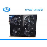 Buy cheap Durable Air Cooled Screw Chiller  Air Cooler Condenser In Refrigeration Unit from wholesalers