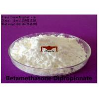 Buy cheap CAS 2392-39-4 Pharmaceutical Raw Materials Betamethasone Dipropionate Powder from wholesalers