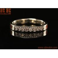 Custom jewelry pattern stainless steel wedding wood band for Reinforcements stainless steel jewelry