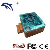 Buy cheap Balboa control system Ponfit SPA with air pump massage hot tubs outdoor spa product