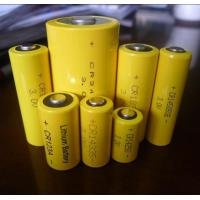 Buy cheap 2/3AA CR14335 800MAH lithium battery 3.0v from wholesalers