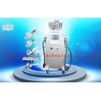 Buy cheap Zerona Lipo Laser Cryolipolysis Slimming Machine / Velashape IR Vacuum Roller Radio Frequency from wholesalers