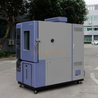Buy cheap Thermal Cyclic And Damp Heat Temperature Test Chamber For PV Specific Testing from wholesalers