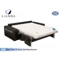 Buy cheap Comfortable 8 Inch Memory Foam Mattress King Size Cream White Bamboo from wholesalers
