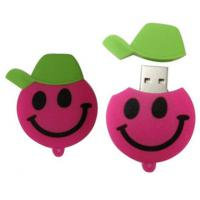 Buy cheap promotional speical cartoon silicon power USB flash drives 1GB 2GB 4GB 8GB 16GB 32GB from wholesalers
