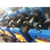 Buy cheap Truss Exchange CZ Purlin Roll Forming Machine For 1.5 - 3.0mm Thickness Steel product