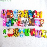 Buy cheap Children special design cartoon pencil erasers for promotion,gift promotional eraser from wholesalers