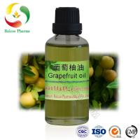 Buy cheap cold pressed grapefruit oil Flavor oil, fragrance oil of Natural and 100% pure from wholesalers