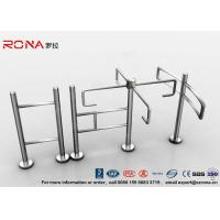 Quality High Speed Manual Full Height Turnstile Manual Half Height Barrier Gates for sale