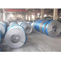 Buy cheap High Performance Stainless Steel Strip 508mm / 610mm Coil Inner Diameter from wholesalers
