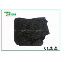 Buy cheap Customized Soft Black Nonwoven Disposable Thongs For Male , ISO9001 Standard from wholesalers